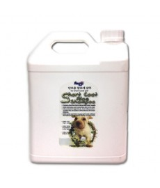 Forbis Short Coat Aloe Shampoo Bulk Packing -4ltr