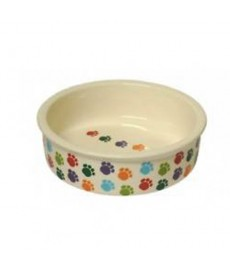 Petbrand Ceramic Bowl 5 inch for Small Dogs