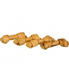 Dog Bone Knotted Beef Flavoured (8-inch x 1 Piece)