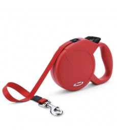 Flexi Standard Cord -S-red-5M
