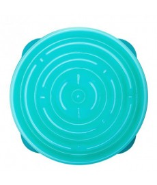 Outward  Fun Feeder Slow Feed Bowl - Teal