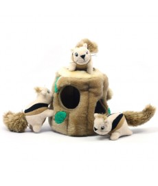 Outward Hide -A-Squirrel Large Puzzle Plush Game