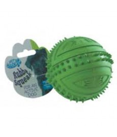 Petbrands Rubba Squeak Tennis Ball