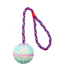 Trixie Ball on a Ropa Natural Rubber