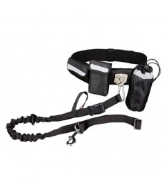 Trixie Dog Activity Waist Belt with Leash for Walking Handsfree