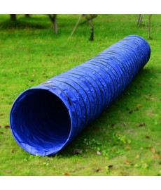 Trixie Dog Agility Sack Tunnel  - Blue