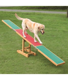 Trixie Dog Agility Sea-Saw - Wooden