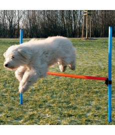 Trixie Dog Agility Hurdle-Blue Orange