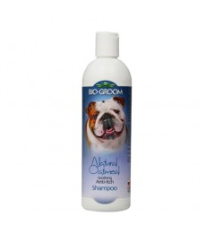 Bio-Groom Natural Oatmeal Smoothing Shampoo-355ml