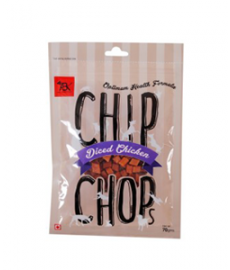 Chip Chops Diced Chicken Dog Snacks(Pack Of 3) - 70 Grams.