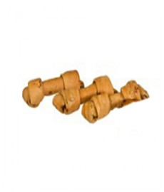 Dog Bone Knotted Beef Flavoured (4-inch x 3 Piece)