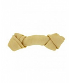 Dog Bone Knotted Plain  (6-inch x 1 Piece)