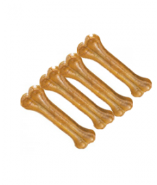 Dog Bones Chicken Flavoured (6-inch x 4 Pieces)