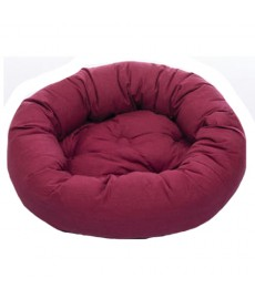 Dog Gone Smart Donut Bed-Berry-L -42""