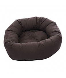 Dog Gone Smart Donut Bed-Espresso -L - 42""