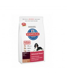 Hills Science Plan Adult Lamb and Rice Dog Food 18 Kg