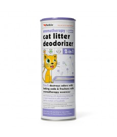 Petkin Cat Litter Deodorizer Lavender- 567 ml