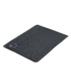 Trixie Cat Litter Tray Mat-Dark Grey