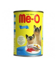 Me-O Tuna Flavor (TIN)-400 Gm