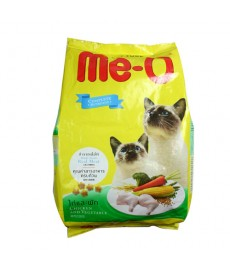 Me-O Chicken-Vegetable Cat Food-450 Gm