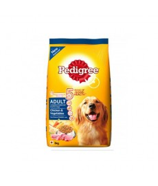 Pedigree Adult Chicken and Vegetable, 3 kg