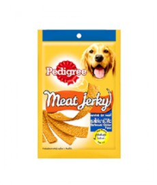 Pedigree Meat Jerky BBQ Chicken, 80 gm