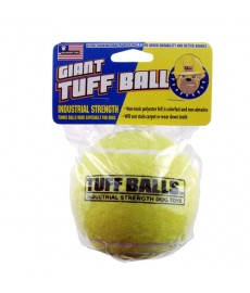 Petsports Giant Tuff Ball Squeak 1 pk Mesh - Large