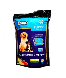 Puppy 16 kg Fish - Rice