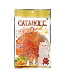 Rena Neko Cat  Soft Chicken Jerky sliced- 30 gm