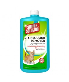 Bramton Simple solution Cat Stain Odor Remover - 1000ml