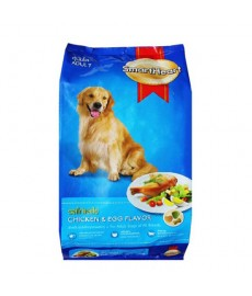 Smart Heart Chicken -Liver Flavour-Adult Breeds-3 kg