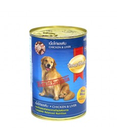 Smart Heart Chicken-Liver Tin-400 Gm