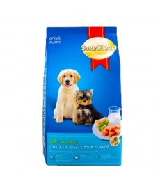 Smart Heart Puppy Chicken Egg - Milk Flavour-3 kg