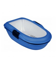 Trixie betro Litter Tray Three part with Separatimg System - Blue