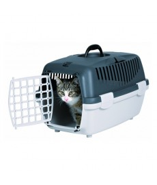 Trixie Capri 1 pet Carrier-Dark Grey