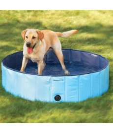 Trixie Dog Pool -Light blue-Blue
