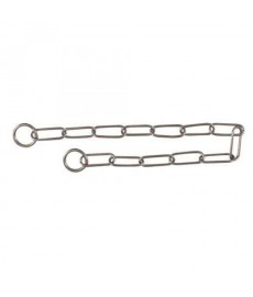 Trixie long Link Choke Chain Stainless Steel Medium Breed