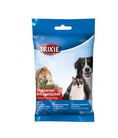 Trixie Universal Travel Wipes-10 Pic