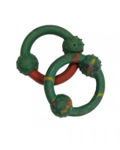Woofi Pet Rubber Ring - Small