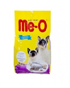 Me-O Sea Food Flavor Cat Food-7 Kg