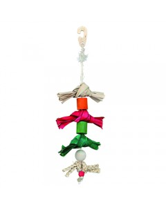 Trixie Natural Toy on Sisal Rope Bird Toys