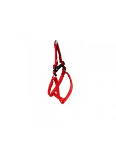 Woofi Dog  Polypropylene Double Harness Size 1 - Large - XL - Red