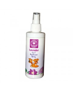 Aroma Tree 2 in 1 Deodorant Spray,Lavender -200ml
