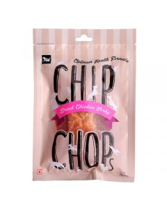 Chip Chops Sun Dried  Chicken  Jerky  - 70 gm
