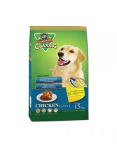 CP Classic Chicken Flavored Dog Food 15 kg