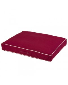 Dog Gone Smart Canvas Rectangle Bed-Berry -M