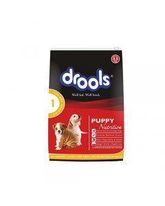 Drool Puppy Nutrition Chicken and Egg 3.5 kg
