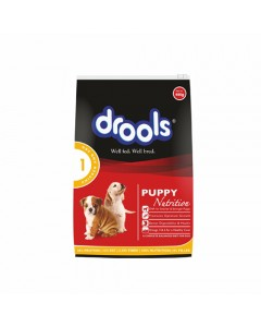 Drools Chicken and Egg Puppy Food 10 kg