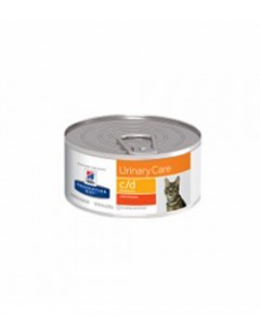 Hills Prescribtion Diet  C/D Multicare Feline Can 156 gm