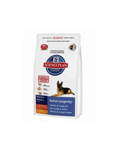 Hills Science Plan Mature Adult Large Breed Chicken - 12 KG
